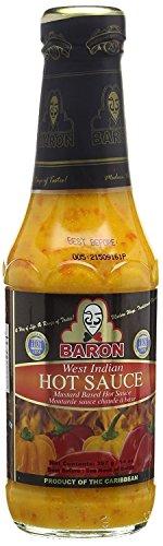 Yellow Hot Sauce - 5