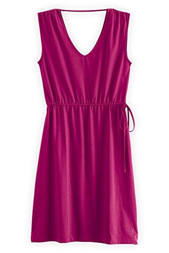 Jersey Double V-Neck Dress - 6