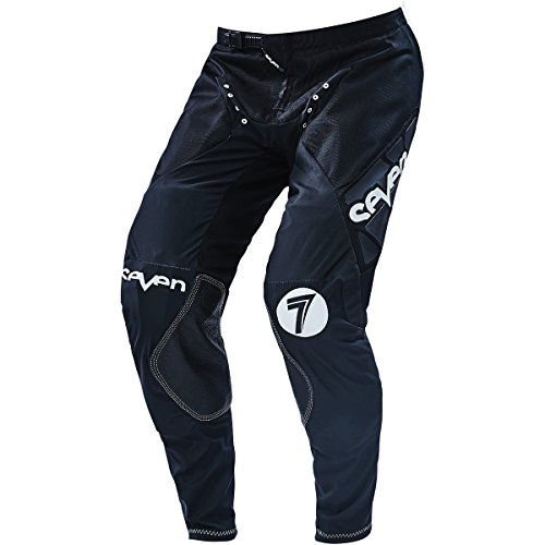 Seven Zero Staple Mens Off-Road Motorcycle Pants - Black / Size 38 by Seven7