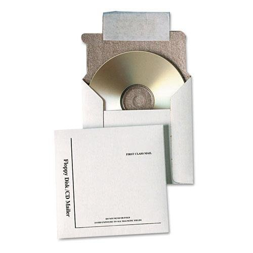 Foam Lined Cd Mailers (QUAE7266 - Quality Park Foam Lined Disk/CD Mailers)