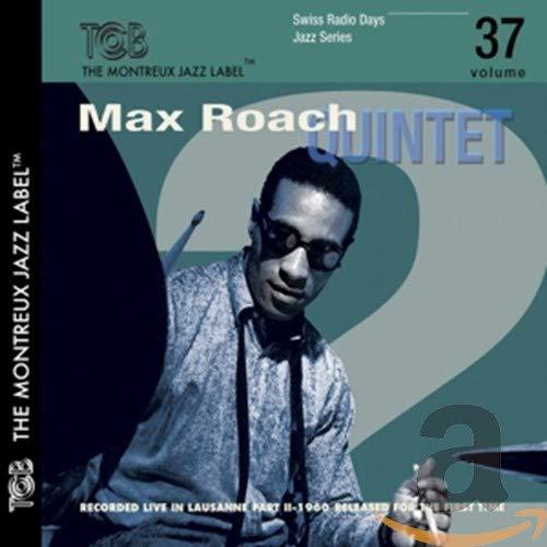 Max Roach Quintet - Live in Lausanne 1960-Part II - Amazon.com Music