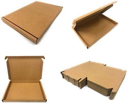 Quantit/é au Choix 5 x C5 Boxes 235 X 165 X 22mm Fabriqu/é au Royaume-Uni Livraison Pip Envoi Lettres Postal Bo/îte INERRA C5 A5 Lettre Large Bo/îtes Marron