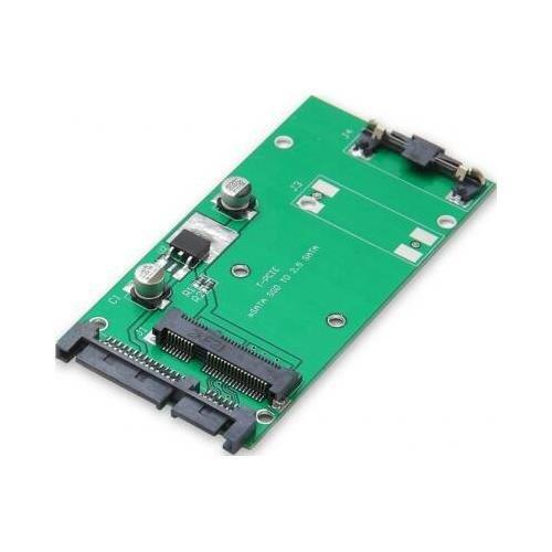 """SYBA SI-ADA40067 70mm (2.5"""") mSATA SSD to 2.5"""" SATA Converter Adapter"""