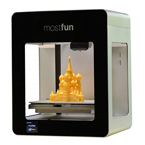 WER Mostfun Pro 3d Printer - 220 x 180 x 160 mm