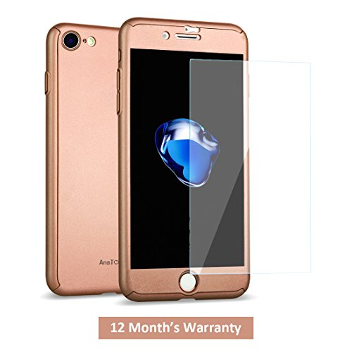 AnsTOP Ultra Slim Protective Tempered Protector