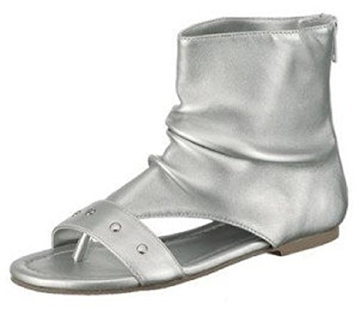 Sandal from Colors for Life - Colour Silver Silver Be8jwJV