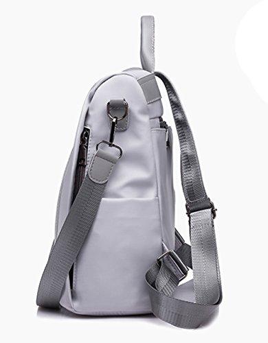 Backpack Molodo Apricot Lightweight Nylon Purse Shoulder Women Rucksack Bag Fashion Xq4X6g