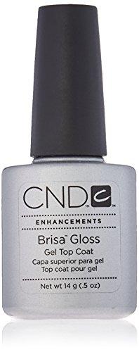 Creative Nail Brisa Gloss, 0.5 Fluid Ounce