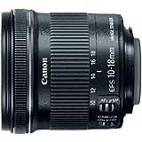 Canon EF-S 10-18mm f/4.5-5.6 IS STM Lens, Lens Only