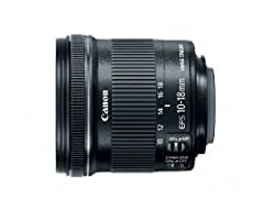 The EF-S 10-18mm f 4.5-5.6 IS STM lens combines optical excellence with cutting-edge performance, providing an ultra-wide angle of view in a compact, portable package, perfect for EOS cameras with an APS-C sensor. It has a 4 group optical zoo...