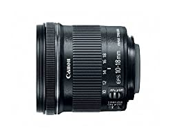 Image of the product Canon   EF S 10 18mm f/45 that is listed on the catalogue brand of Canon. It is scored with a 4.4 over 5.