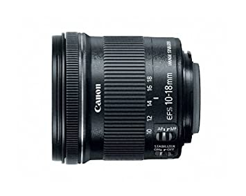Canon EF-S 10-18mm f/4 5-5 6 IS STM Lens