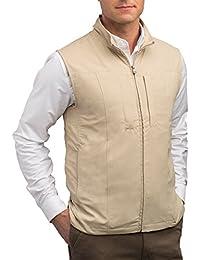 Amazon.com: Beige - Vests / Jackets & Coats: Clothing, Shoes & Jewelry