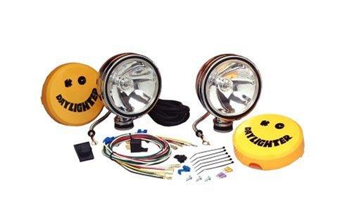 - KC HiLiTES 239 Daylighter Stainless Steel 100w Spot Beam Light System