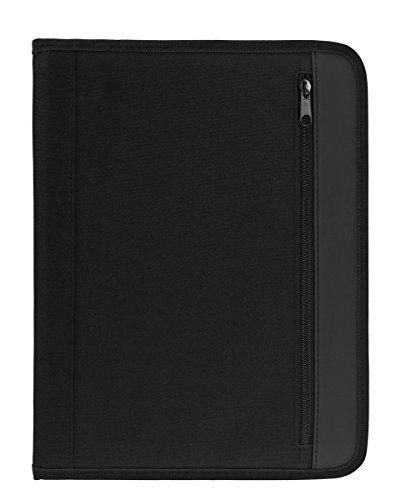 HALFAR® HF2787 Conference Folder Businesstaschen Dokumentenmappen Tasche, Farbe:Black