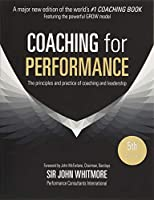 Coaching for Performance, 5th Edition Front Cover