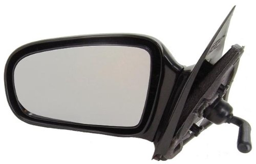 Discount Starter and Alternator 2033L Chevrolet Cavalier Driver Side Replacement Mirror Manual Remote Non-Heated (Pontiac Sunfire Driver)