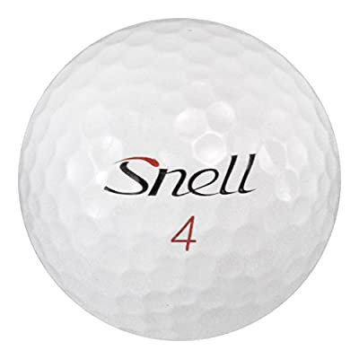 Snell 12 Mix - Value (AAA) Grade - Recycled (Used) Golf Balls