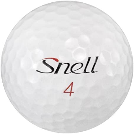 Snell 50 Mix - Mint (AAAAA) Grade - Recycled (Used) Golf Balls
