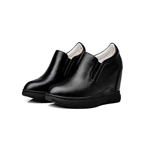2 CJC Occasionnels femme Chaussures 1 UK6 EU39 Taille Chaussures Couleur Cuir en Pente 48w5qwp