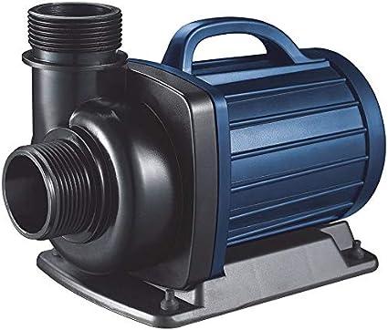 AquaForte Filtro de/Estanque Bomba dm650012V. 6,5m³/h, Altura de extracción 4m, 50W