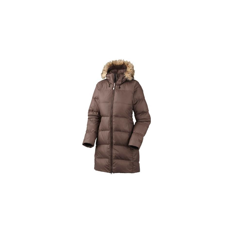 Mountain Hardwear Womens Downtown Coat  Dolomite   S