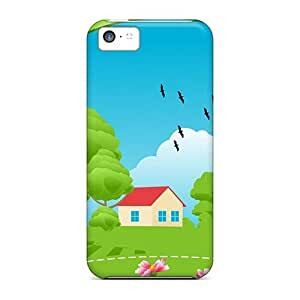 New Starting Case Cover For Iphone 5c Ultra Slim Case Cover
