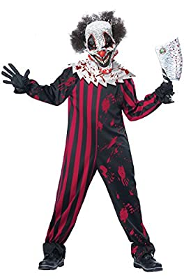 California Costumes Killer Klown Child Costume