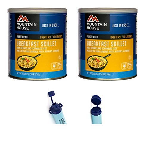 Mountain House Breakfast Skillet (Renewed)
