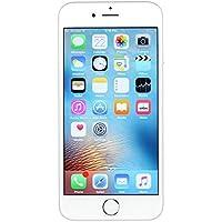 Apple iPhone 6S, GSM Unlocked, 16GB - Silver (Certified Refurbished)