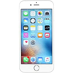 Apple iPhone 6 16GB Factory Unlocked GSM 4G LTE Smartphone, Silver (Certified Refurbished)