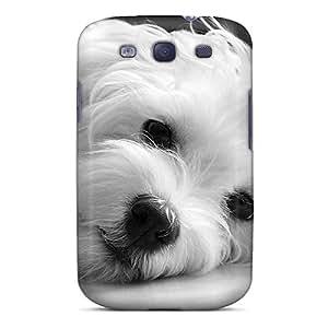 ZKQ1235FWWq BlingCase Dog Feeling Galaxy S3 On Your Style Birthday Gift Cover Case
