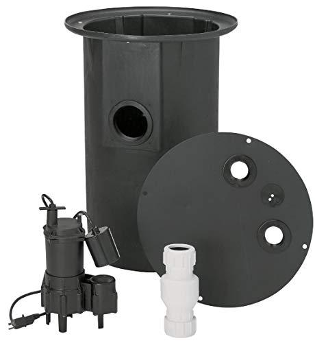 (Flotec FP400C Sewage Ejector Pump)