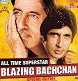 All Time Superstar Blazing Bachchan Special Edition 25 Movie DVD Pack (Indian/Bollywood/Cinema/Amitabh)