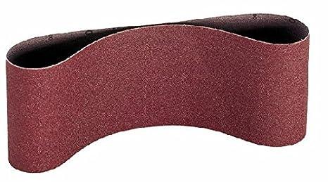 Coarse: P24-P36-P40 100mm x 915mm Mixed Grit Sanding Belt Sets