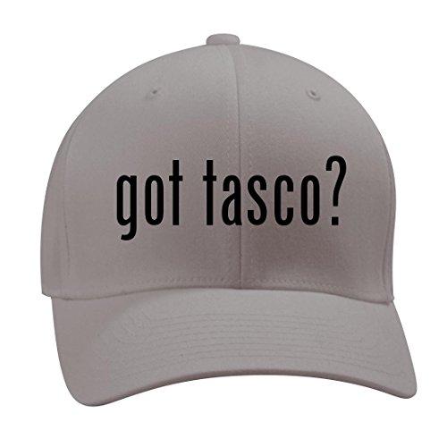 got tasco? - A Nice Men's Adult Baseball Hat Cap, Silver, Large/X-Large