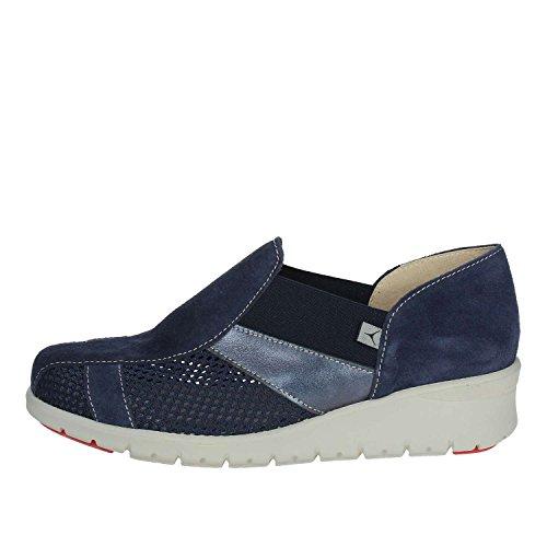 Donna 002 Cinzia Sneakers Ie9804l Soft Blu wgBxq6TB