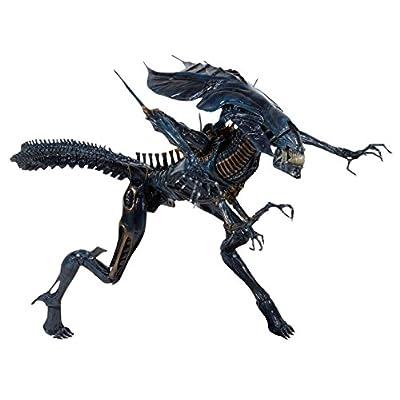 NECA - Aliens - Xenomorph Queen Ultra Deluxe Boxed Action Figure: Toys & Games