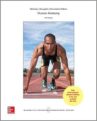 Amazon Human Anatomy 9781260083354 Michael Mckinley Valerie