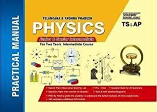 amazon in buy physics lab manual vikram series book online at low rh amazon in A Level Chemistry Practicals Chemistry Practicals Cover