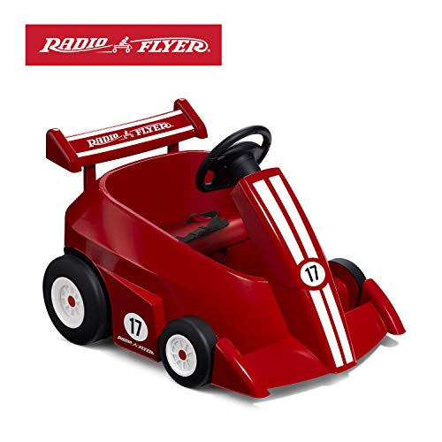 Radio Flyer Racer Childrens Powered