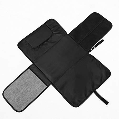 UMFun Baby Portable Changing Pad Diaper Bag Travel Changing Mat -