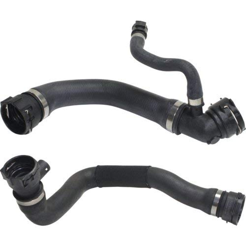 - Radiator Hose Compatible with BMW 5-Series/7-Series 1999-2003 Upper and Lower 8 Cyl Eng.