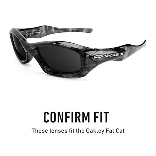 Dorado Fat Cat Mirrorshield Opciones Repuesto Lentes De Para Oakley — Polarizados Múltiples Bolt IwwXTSv