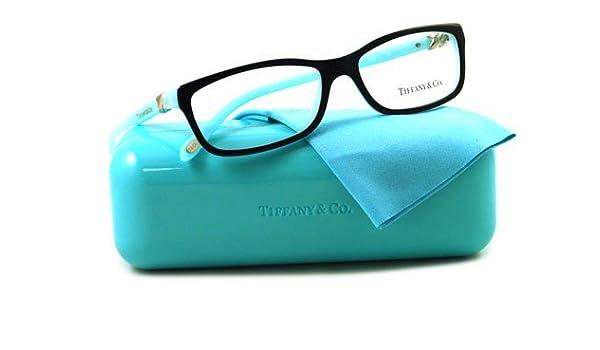 8d1e7fc117 Tiffany   Co. TF2036 Eyeglasses Top Black Blue (8055) TF 2036 8055 54mm  Authentic  TIFFANY  Amazon.com.au  Fashion