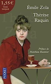 Thérèse Raquin par Zola