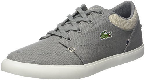 Nat Trainers Men Gry 6h2 Bayliss Grey CAM 218 Lacoste Grey 2 dPXwzzxq