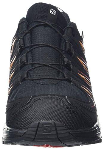 Noir Xa black Cswp Pro De Trail black Mixte rouge J Chaussures Red fiery 3d Enfant Salomon UqvAxSq