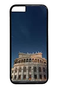 Armenia Yerevan Building Custom Case For HTC One M8 Cover Polycarbonate Black