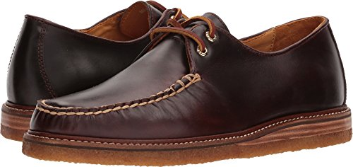 Sperry Top-Sider Gold Cup Captain's Crepe Oxford Men 9.5 Amaretto